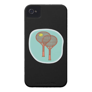 Tennis Racquets Case-Mate iPhone 4 Case