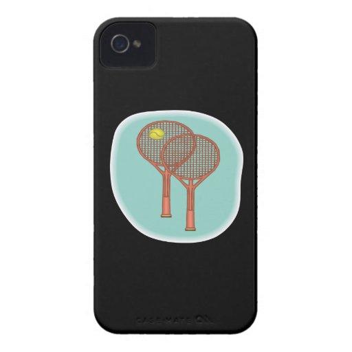 Tennis Racquets Case-Mate iPhone 4 Case