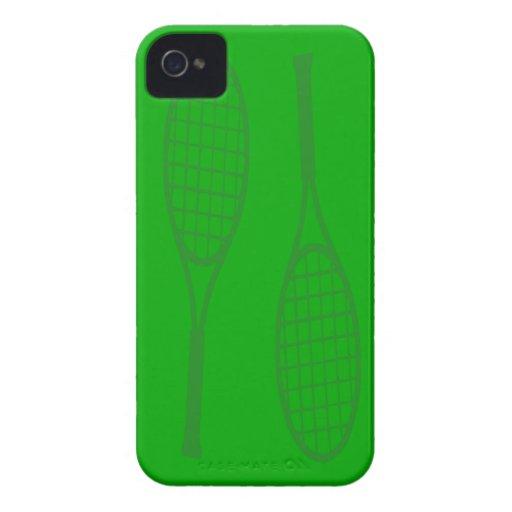 Tennis Racquets Case-Mate iPhone 4 Cases