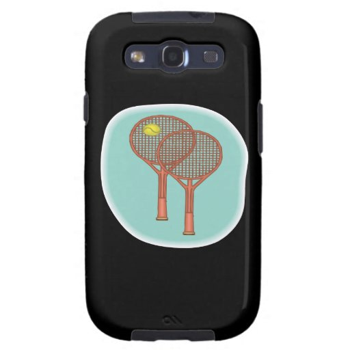 Tennis Racquets Galaxy SIII Cover