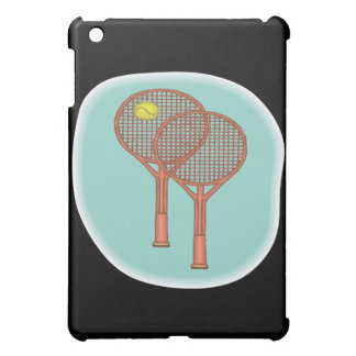 Tennis Racquets Case For The iPad Mini