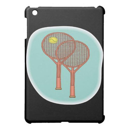 Tennis Racquets Case For The iPad Mini