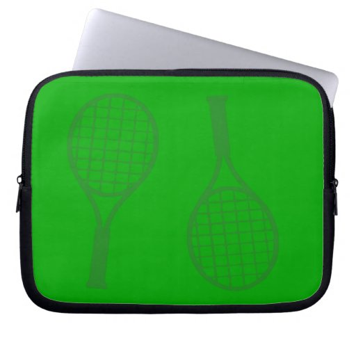 Tennis Racquets Computer Sleeves