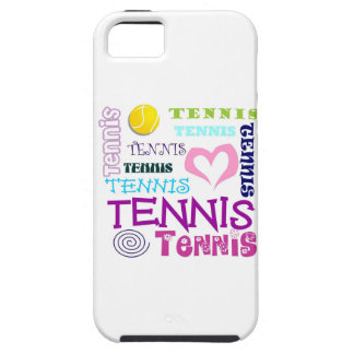Tennis Repeating Case For The iPhone 5