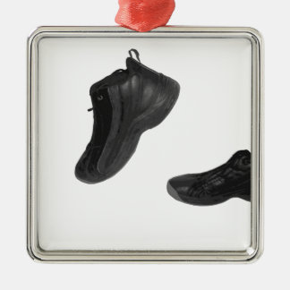 tennis shoe christmas ornament