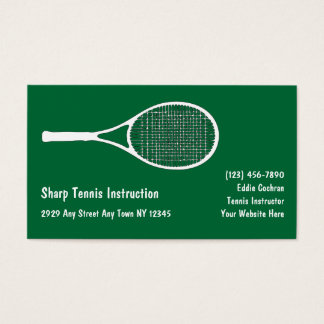 183 Sports Club Business Cards and Sports Club Business