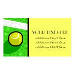 Tennis Star Business Card