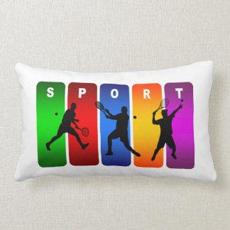 Tennis Super Cool Sport Design (Male) Cushion