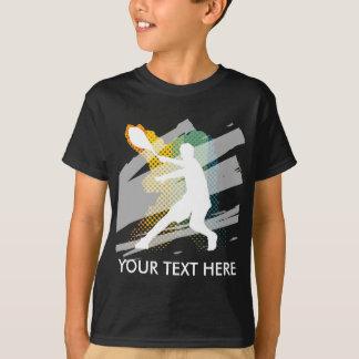 Tennis T shirt Gift for boy tennis player