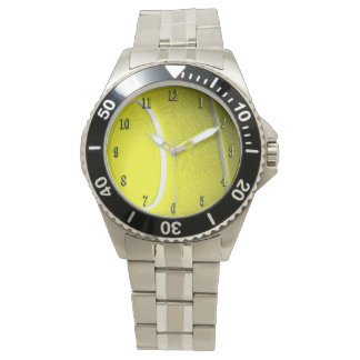 Tennis Theme Watch