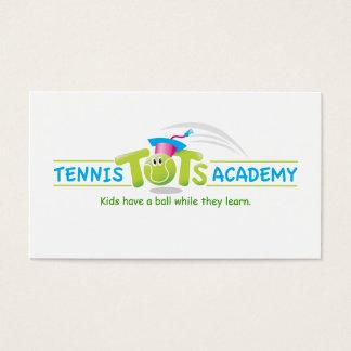 Tennis Tots Academy_template Business Card