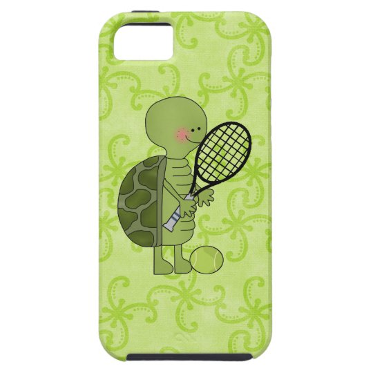 Tennis Turtle iPhone5 case mate vibe