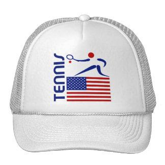 Tennis, United States Cap