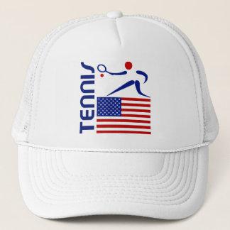 Tennis, United States Trucker Hat