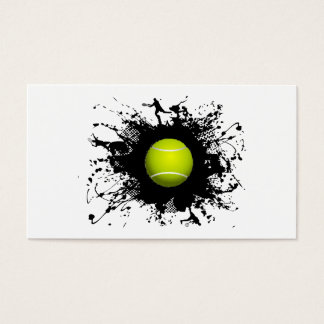 Tennis Urban Style Business Card
