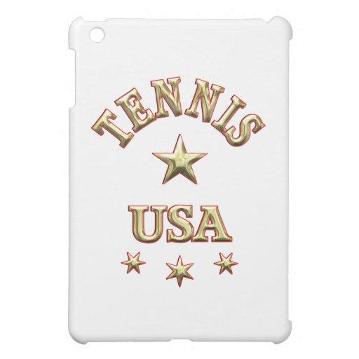 Tennis USA iPad Mini Covers