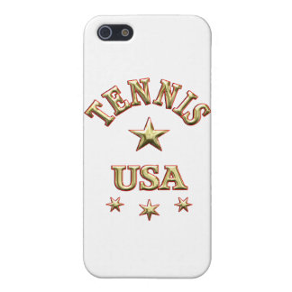 Tennis USA iPhone 5 Cases