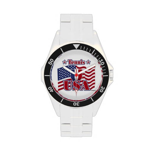 Tennis USA Watches