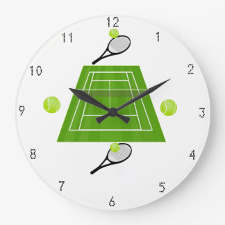 Tennis Wallclock