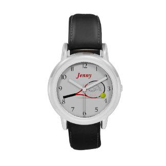 Tennis Wrist Watch