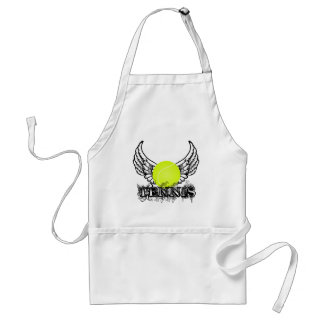 Tennis Wings Adult Apron