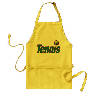 Tennis with Ball Standard Apron