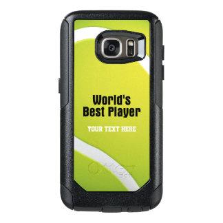 Tennis World's Best Player | Sport Gift OtterBox Samsung Galaxy S7 Case