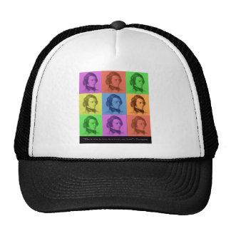 "Tennyson ""Love Is Long"" Pop Art Gifts & Tees Hats"