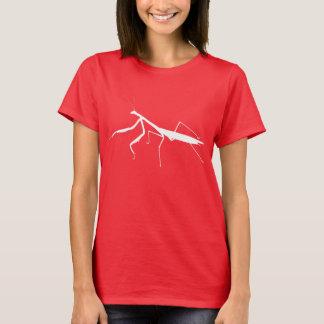 Tenodera - praying mantis T-Shirt