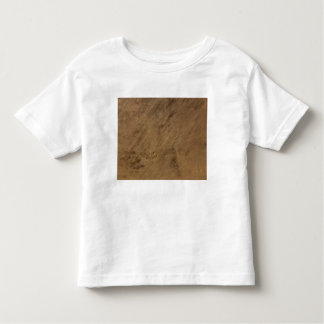 Tenoumer Crater in Mauritania Toddler T-Shirt