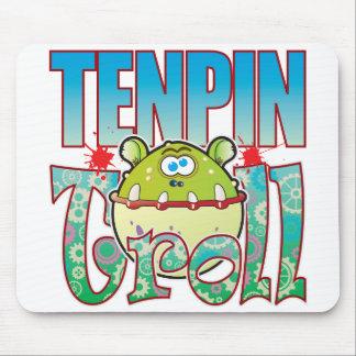 Tenpin Troll Mouse Pad