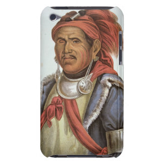 Tenskwatawa (1775-1836) (colour litho) barely there iPod cover