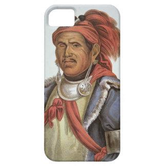 Tenskwatawa (1775-1836) (colour litho) iPhone 5 case
