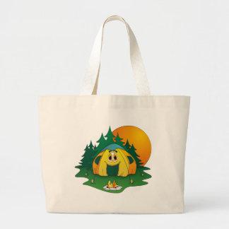 Tent Cartoon Bags
