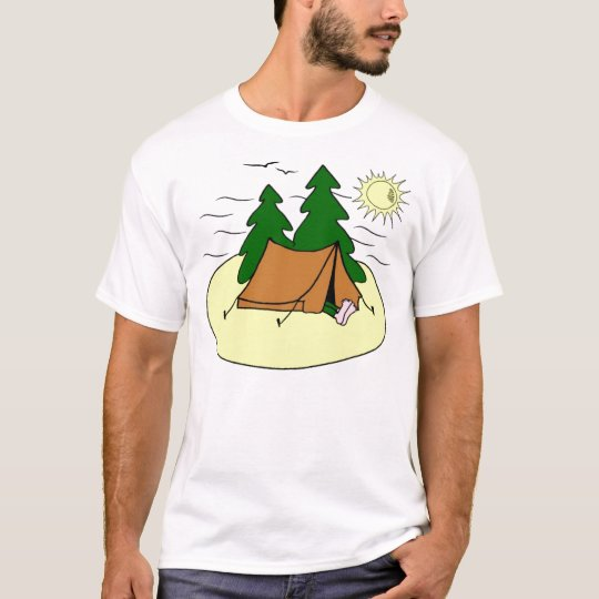 Tent Island T-Shirt