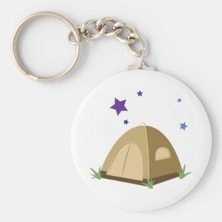 Tent Key Chain