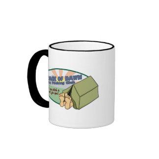 Tent Pitchers Drinkware Ringer Mug