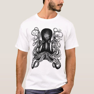 Tentacle Attack! Giant Octopus Kraken T-Shirt
