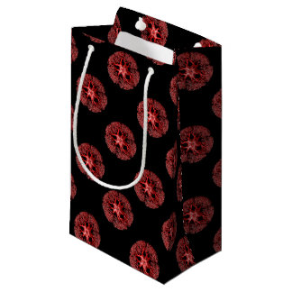Tentacle Section in Red Small Gift Bag