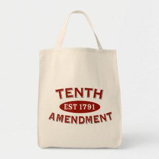 Tenth Amendment Est 1791 Bags