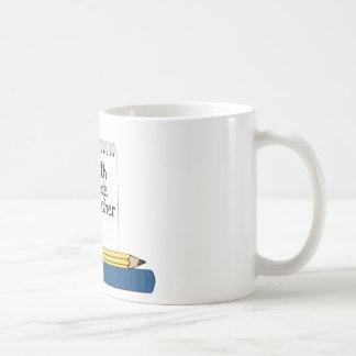Tenth Grade Teacher (Notebook) Coffee Mug