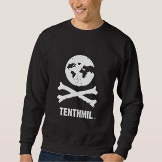 TENTHMIL Black Sweatshirt