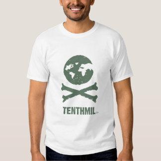 Tenthmil Green Shirt