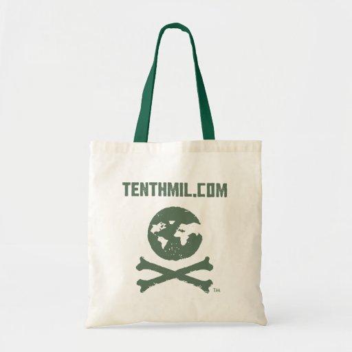 Tenthmil Tote Bag