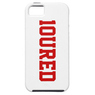 Tenured iphone case iPhone 5 cover