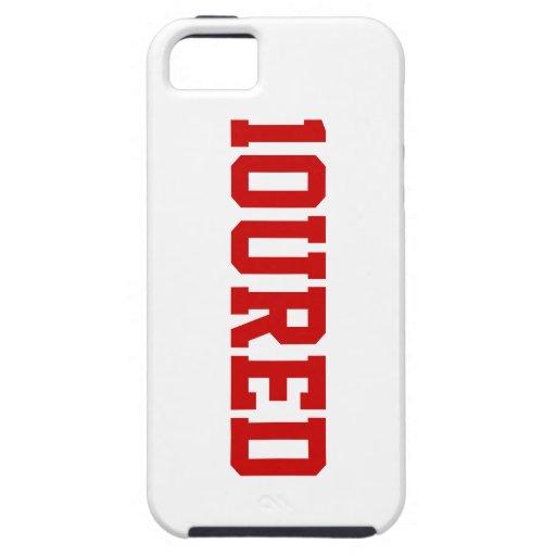 Tenured iphone case iPhone 5 covers