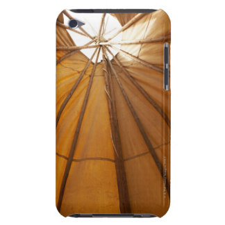 Tepee interior iPod touch covers