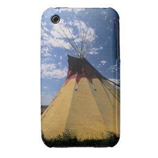 Tepee near Little Bighorn Battlefield Case-Mate iPhone 3 Case