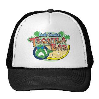 TEQ Bar LC BLACK Trucker Hats