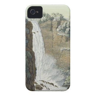 Tequendama Waterfall on the Bogota river, Colombia iPhone 4 Case